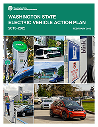 Washington Aims for 50,000 PEVs by 2020.