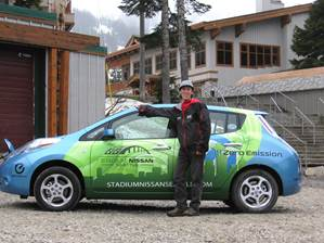 EV Road Trips Spark New Adventure